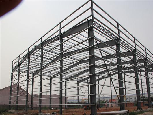 steel structure workshop for sale