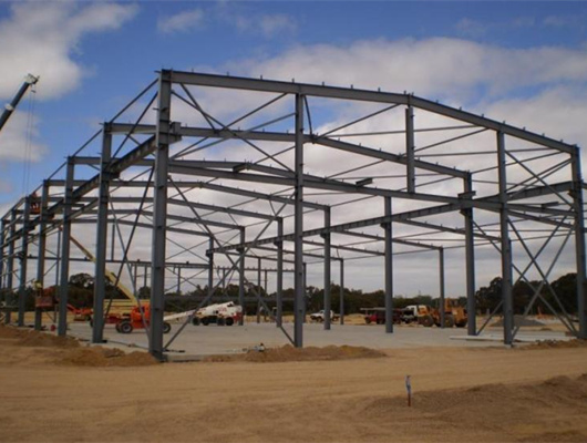 excellent steel structure shed