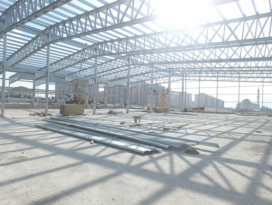 high quality durable steel structure
