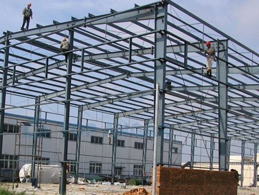 steel structure supplier