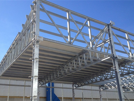 steel structure factory price