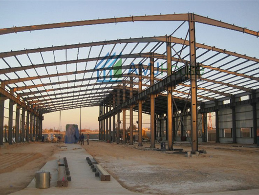 high quality steel structure