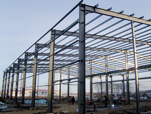 steel structure shed for sale