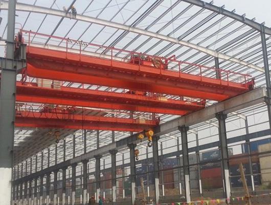 crane steel structure