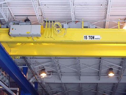 15 ton crane