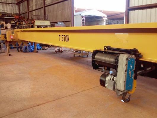 7.5 ton crane for sale