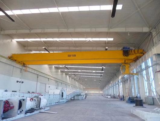 AQ-NLH 50 ton overhead crane