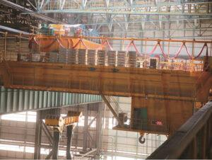 AQ-YZ type garage cranes